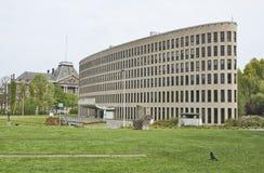 VUB的大厦在布鲁塞尔 免版税库存图片