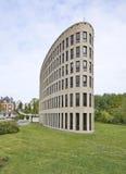 VUB的大厦在布鲁塞尔 库存照片
