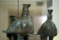 Vucedols鸽子,银器时代, Vucedol,克罗地亚,欧洲 图库摄影