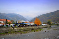 Vucha River gorge,Bulgaria Royalty Free Stock Photography