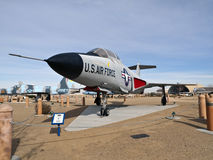 Vudú F-101 Fotografía de archivo libre de regalías