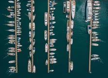 Vue à aboyer et mer de bourdon photos libres de droits