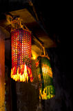 Vue à la ville-xitang de l'eau Photographie stock