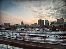 Vue à Ottawa Photos libres de droits