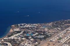 Vue à Sharm El-Sheikh Image stock