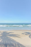 Vue étonnante des plages près d'Itacare Images libres de droits