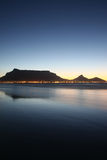 Vue 1 de Capetown Photo stock