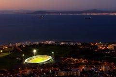 Vue #2 de Capetown Photo libre de droits