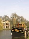 Vue 2 de fleuve Photo stock