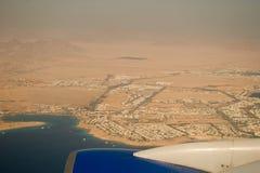Vue aérienne Photo libre de droits