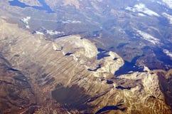 Vue aérienne Images libres de droits
