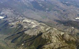 Vue aérienne Photographie stock libre de droits