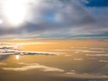 vue aérienne Photographie stock