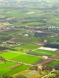 Vue aérienne Photo stock