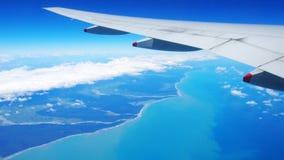 Vue aérienne, Christchurch, Nouvelle-Zélande images libres de droits