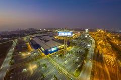 Vue aérienne d'IKEA THAIALND Photographie stock