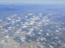 Vue aérienne d'Oxnard Pacifique photos stock