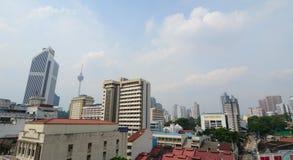 Vue aérienne de Bangkok, Thaïlande Photo libre de droits