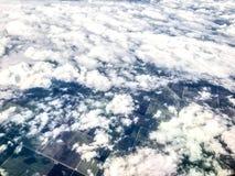 vue aérienne de la Floride centrale Photos libres de droits