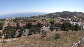 Vue aérienne de Malibu clips vidéos