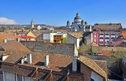 Vue aérienne de mures de targu Photo libre de droits
