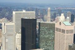 Vue aérienne de New York VI Images libres de droits