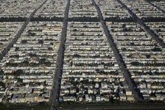 Vue aérienne de San Francisco Photographie stock