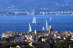 Saint Tropez photo libre de droits