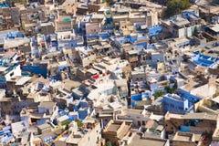 Vue aérienne, Jodhpur Image libre de droits