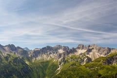 Vue alpine Image stock
