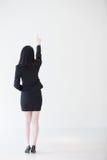 Vue arrière de femme d'affaires Photos libres de droits