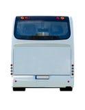 Vue arrière du bus Image stock
