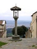Vue au-dessus de Florence Photographie stock
