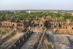 Vue au-dessus de ville antique près de Bangkok en Thaïlande Photos libres de droits