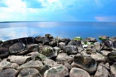Vue baltique Photographie stock
