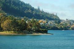 Vue côtière Photos libres de droits