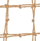 Vue composée de corde Image stock