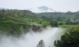 Vue d'île Sumatra Photo libre de droits