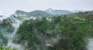 Vue d'île Sumatra Image libre de droits
