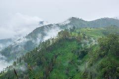 Vue d'île Sumatra Images stock