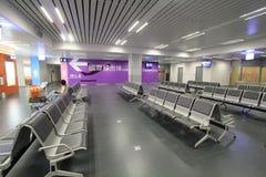 Vue d'aéroport de Taichung Images libres de droits