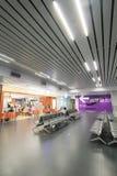 Vue d'aéroport de Taichung Image stock