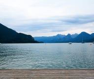 Vue d'Alpes Images stock