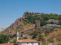 Vue d'Ankara Image stock