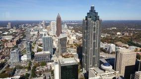 Vue d'Atlanta du centre Photo libre de droits