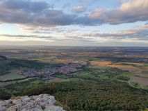 Vue d'horizon Photographie stock
