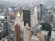 Vue d'horizon de New York Images stock
