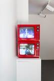 Vue d'installation de travail à côté de Cody Choi, pavillon de la Corée à Venise Images libres de droits