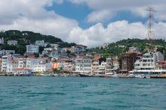 Vue d'Istanbul photographie stock libre de droits