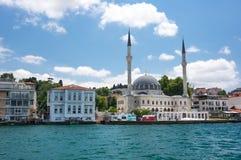 Vue d'Istanbul image libre de droits